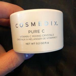 New Cosmedix Vitamin C mixing crystals